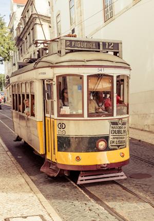Tram-Downto