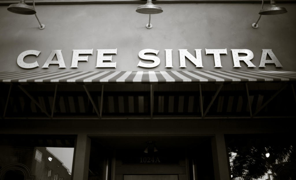 Fundraiser at Cafe Sintra for Summit High School